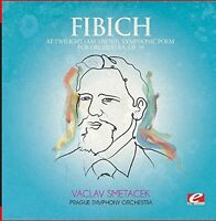 Fibich - At Twilight (am Abend) Symphonic Poem Orch 39 [new Cd] Manufactured On on Sale
