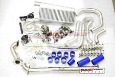 01-05 HONDA CIVIC D17 T3 COMPLETE DIRECT BOLT ON TURBO CHARGER KIT