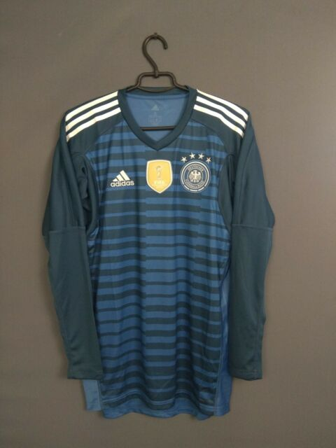 Germany Jersey 2018 Goalkeeper S Shirt adidas Football Soccer ...