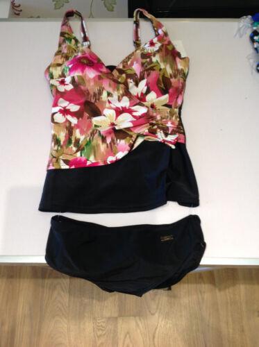 Ladies Tankini// Swimwear Size 10// B Cup