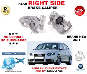 Für Audi A4 Hintere Bremssattel- Rechte Seite Avant-Immobilien 8ed B7  2004-    with 100% quality and %100 service