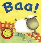 Baa! by Bonnier Books Ltd (Board book, 2008)