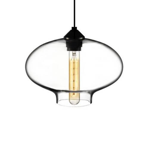 LED Glass Chandelier Kitchen Island Ceiling Lamp Lighting Hallway Pendant Light