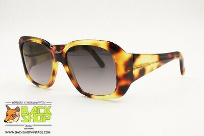 Galileo Sunglasses Women, Squared & Thick Arms Totally Tortoise, Deadstock 1990s