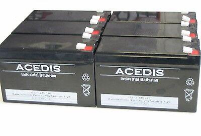 Eaton Powerware Pw5130-3000 Batterie 12v Pour Onduleur Alta Qualità E Poco Costoso