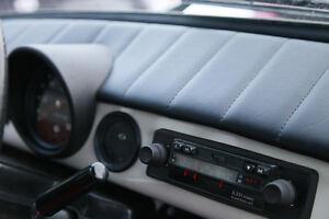 Armaturenbrett  Trabant 601 Armaturenbrett beziehen abgesteppt in Kunstleder | eBay