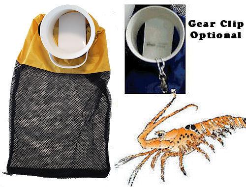 LOBSTER Inn Hotel Catch Bag collect bug bully Florida snair snare dive scuba