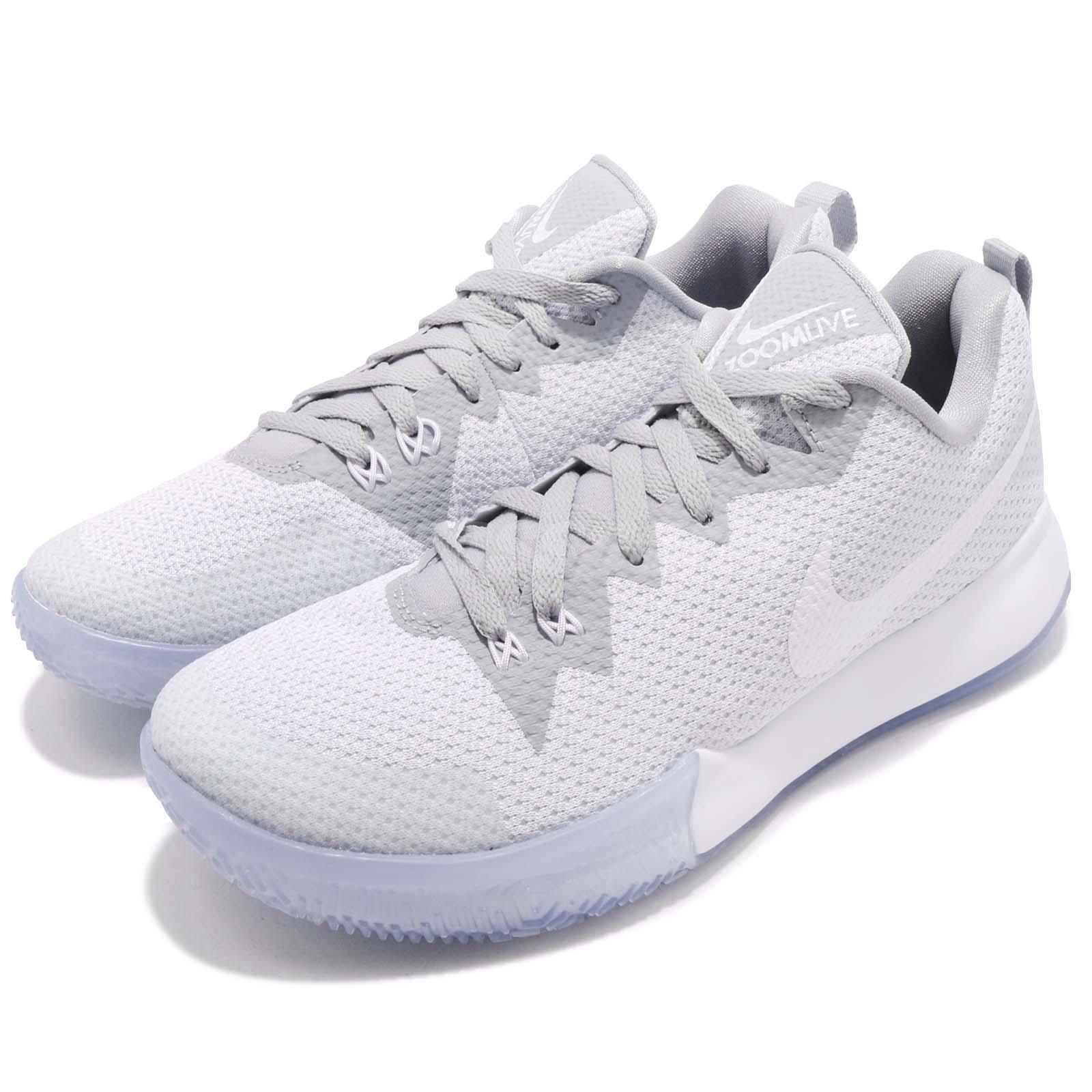Nike zoom vivere ii pe 2 2 2 lupo bianco uomini grigi basket scarpe ah7567 101 | A Primo Posto Tra Prodotti Simili  | Scolaro/Signora Scarpa  e4ca84
