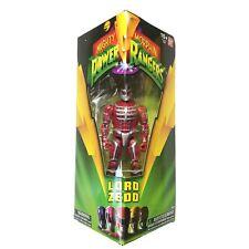 "Mighty Morphin Power Rangers LORD ZEDD 5/"" Legacy Figure Bandai 2016 Evil Alien"