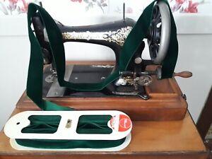 Nastro di Velluto FILLAWANT Passamaneria Colore n.519 Verde 50 mm Swiss Made