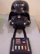 Hasbro Star wars darth vader talking helmet voice changer halloween mask 2004