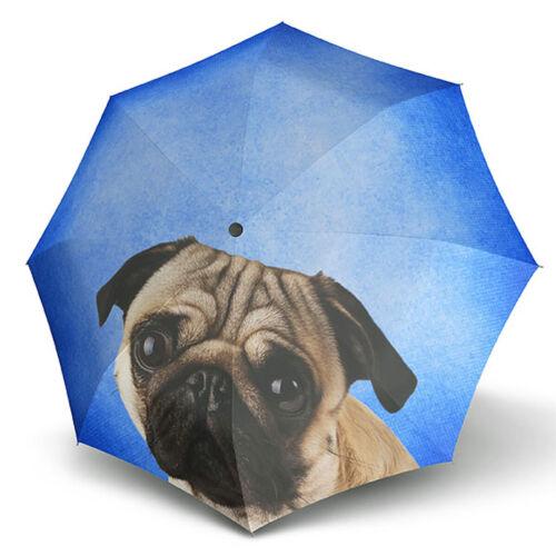 Doppler Modern Art Mini Lazy Dog Regenschirm Umbrella Schirm Automatik 74615710