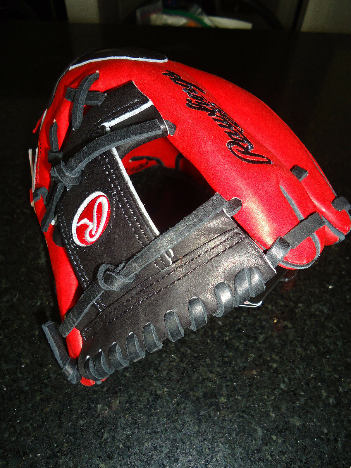 RAWLINGS HEART OF THE HIDE (HOH) PRO202SB LIMITED EDITION EDITION LIMITED GLOVE 11.5