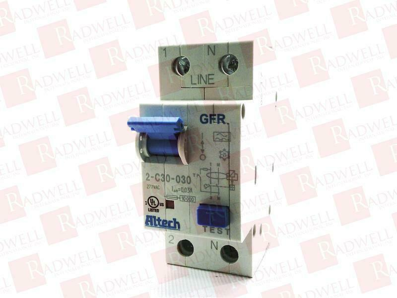 ALTECH CORP GFR2C30030   GFR2C30030 (NEW IN BOX)