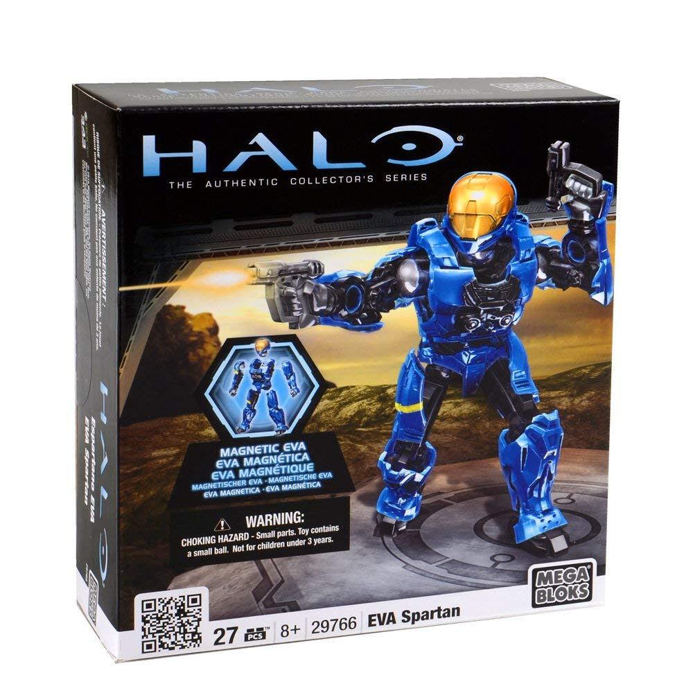 Mega Bloks Halo Wars Metalons EVA Spartan 29766