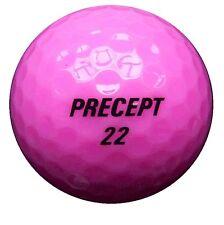 25 Precept Lady IQ+ Plus/180 Pink Golfbälle im Netzbeutel AAAA/AAAA Lakeballs