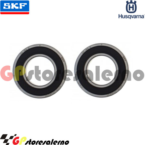7520618 Kit Cuscinetti Skf Ruota Anteriore Husqvarna 250 Fe 4t 2016