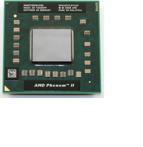 AMD Phenom II N970 Quad-Core CPU HMN970DCR42GM 2.2 GHz 1800 MHz Socket S1