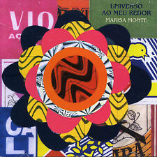 Marisa Monte : Universo Ao Meu Redor CD (2002)