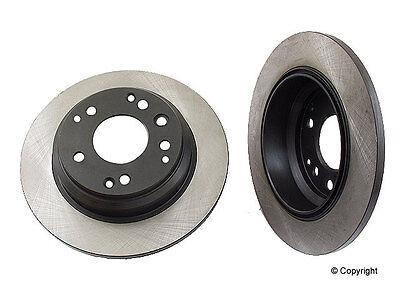 Rear Disc Brake Rotors For Acura Rl 3 5 99 01 C35a1 Ebay