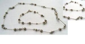 parure-retro-couleur-argent-collier-bracelet-petites-perles-3858