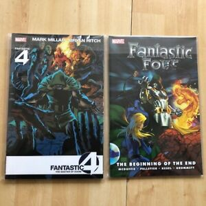 Fantastic-Four-the-beginning-of-the-end-Trade-paperback