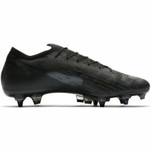 official photos 36666 f111f Details about Nike Mercurial Vapor 360 Elite SG-PRO Football Boot Black UK  6 New AH7381-001