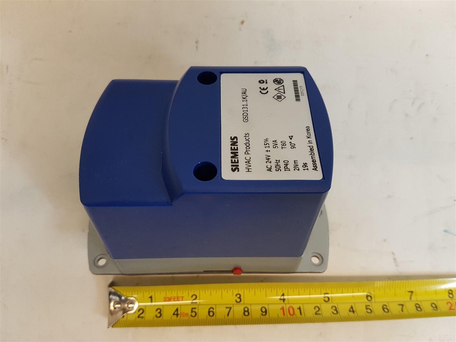Belimo LMV-D2-MP Rotary Actuator 5Nm 24VAC//DC 5VA 2.5W Orange Good Condition