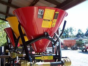 New-Tar-River-SSS-300-3-pt-Spreader-Seeder-Can-ship-fast-and-cheap