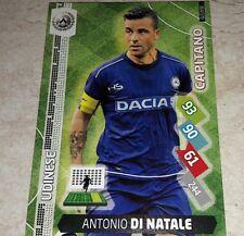 CARD ADRENALYN 2014/15  CALCIATORI PANINI UDINESE DI NATALE CALCIO FOOTBALL