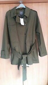 Army Style Armée Next Vert Military Taille k Khaki Nwt 18 Veste Buste Size 46 Khaki 46 Nwt L Green 18 L Style Veste Nous k Jacket We XqxCaIwH