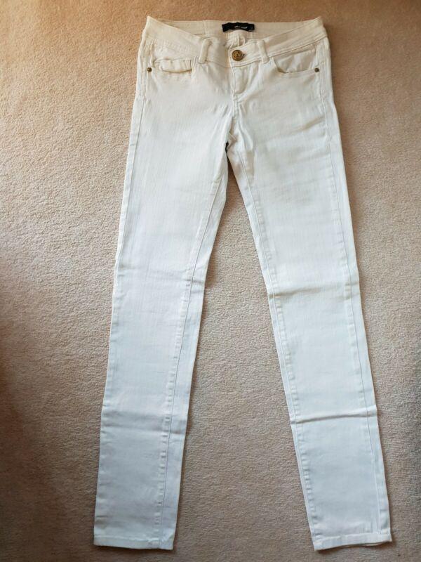 Suche Nach FlüGen Hübsche Weiße Damenhose In Gr. 34 Von Tally Weijl