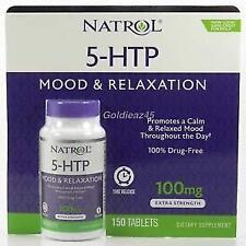 Natrol 5-HTP Mood Enhancer, 100mg, 150 Tablets
