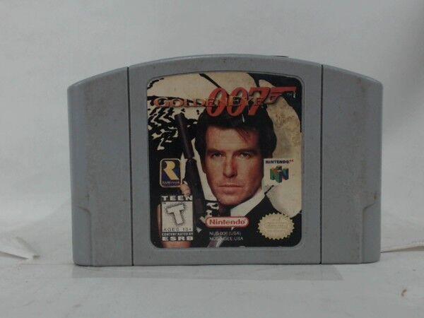 GOLDENEYE 007 Nintendo 64 N64 Acceptable