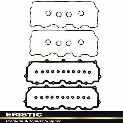 Valve Cover Gasket Fit Ford F-250 F-350 F-550 E-350 6.0L Diesel Turbo