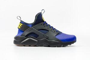 Nike-Air-Huarache-Run-Ultra-SE-New-Men-039-s-Trainers-100-Authentic-UK-11-5-No-Lid