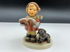 Hummel-Figurine-2134-Winterstandchen-4-1-8in-1-Choice-Top-Condition