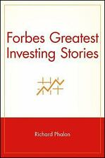 Forbes Greatest Investing Stories by Richard Phalon (2004, Paperback)