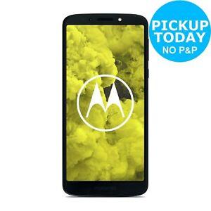 SIM Free Motorola Moto G6 Play 5.7 Inch 8MP Mobile Phone - Indigo.