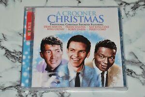 NEW - A Crooner Christmas (CD, 2012) - Dean Martin Frank Sinatra Nat King Cole | eBay