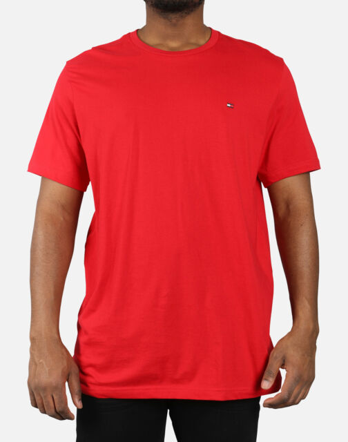 9a5df038ce1 Tommy Hilfiger- Core Flag Tee Mahogany Size Extra Large for sale ...