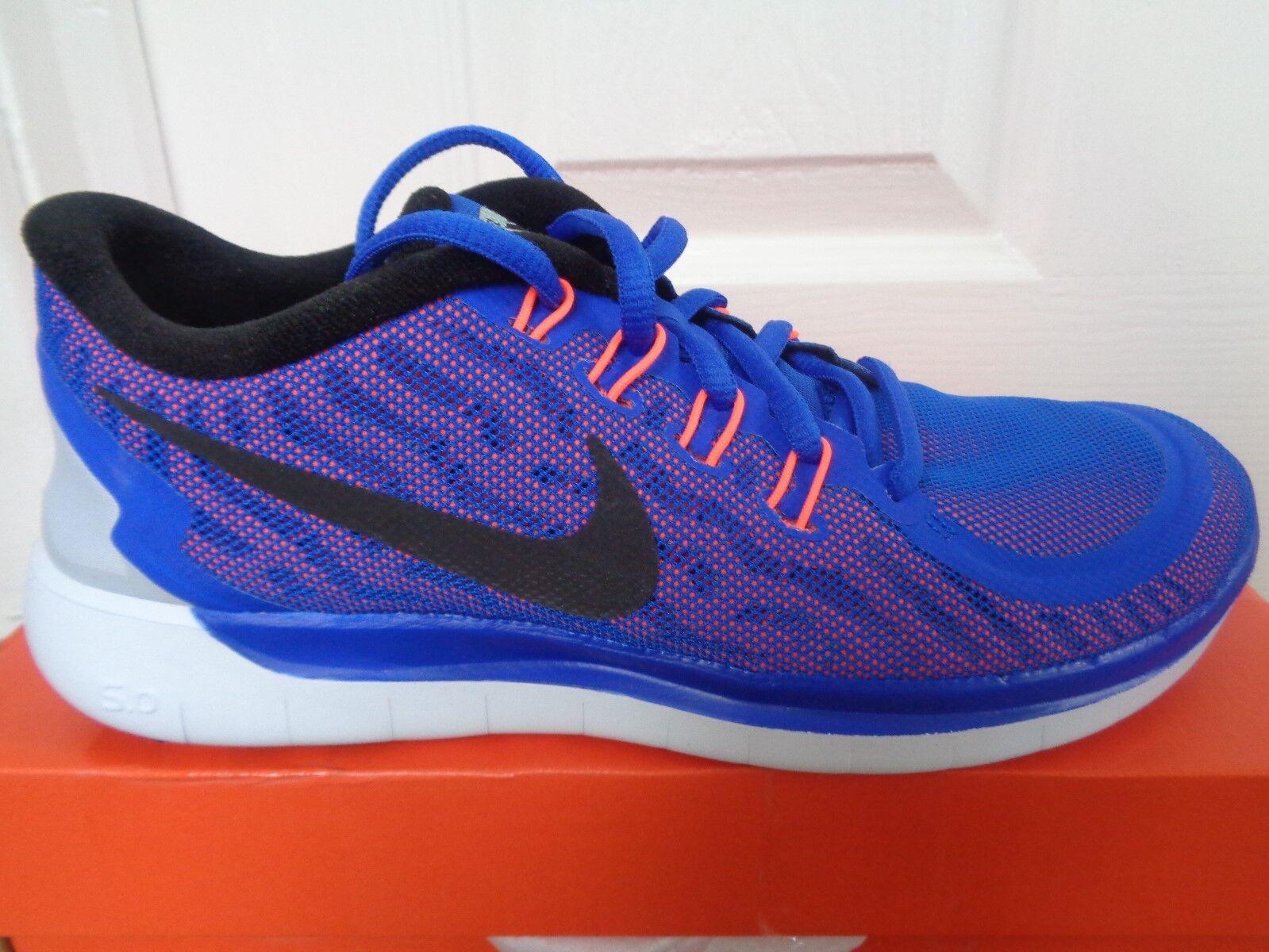 Nike Free 5.0 Flash wmns trainers sneakers 806575 400 eu 39 us 8 NEW+BOX