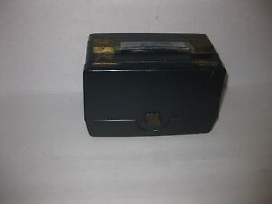 Rare-Motorola-5M1U-Portable-Tube-Radio-1940-039-s-Case-Only