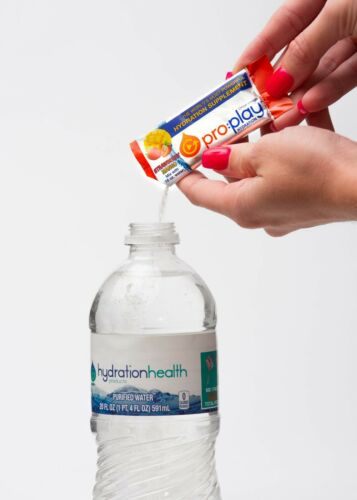 Pro:Play Electrolyte Hydration Drink with Magnesium Zero Sugar Stick Packs