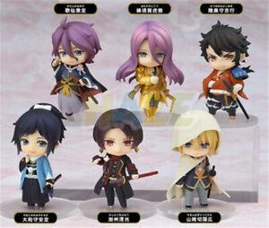 6pcs-set-Touken-Ranbu-Online-Kashuu-Kiyomitsu-PVC-Action-Figure-Model-Toy-Gift