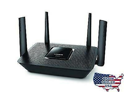 Linksys EA8300 Max-Stream AC2200 Mimo Tri-Band Wireless Router  LOOK!!