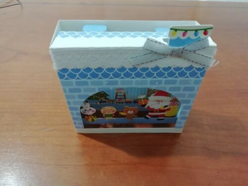 1-2 per pack Xmas Special 3D Pop up Christmas and Happy New Year Card