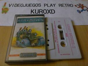 Msx-army-moves-spanish-edition