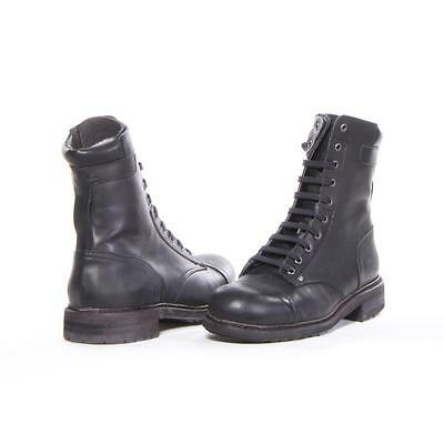 Diesel Shoes Butch Cassidy Boots Men Black New