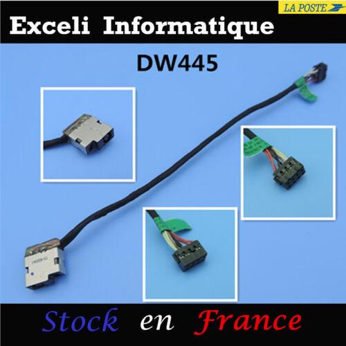 Connecteur Dc Power Jack prise avec Cable port pour pour HP P//N:709802-SD1 REV:A